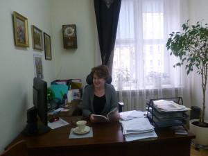 Dyrektor Bursy mgr Ewa Kwiatkowska