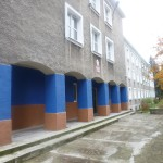 Budynek - wejście główne
