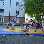 Festyn z okazji Dnia Dziecka, Dnia Sportu i Zakończenia Roku Szkolnego