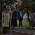 Opieka na pomnikiem przy ul.Warszawskiej